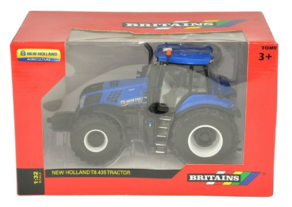 Tomy Britains New Holland T6 180 Toy Tractor